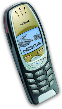 nokia's first java phone