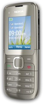 nokia's first dual SIM phone