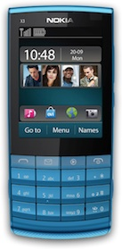 a hybrid toch phone